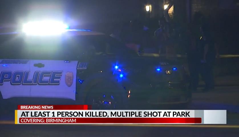 5 personas heridas y una mujer muerta en tiroteo en Birmingham