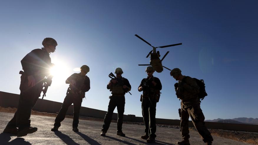 contratos plurianuales militares con Huntsville