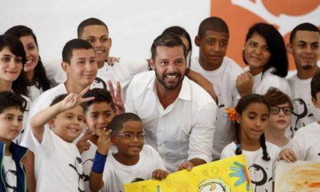 fundacion Ricky Martin