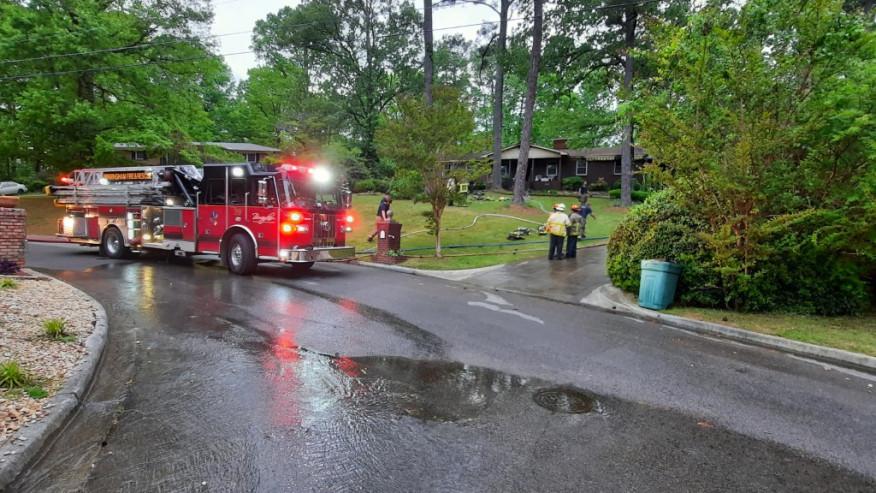 2 en estado crítico después de incendio en Birmingham