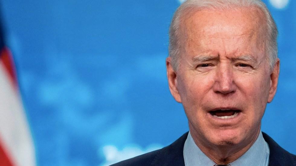 La inmigración y la violencia con armas, las piedras en el zapato de Biden