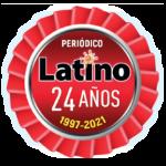 24 years logo