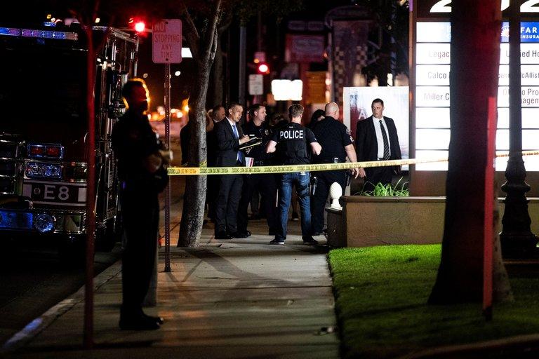 sospechoso del tiroteo en EEUU es latino