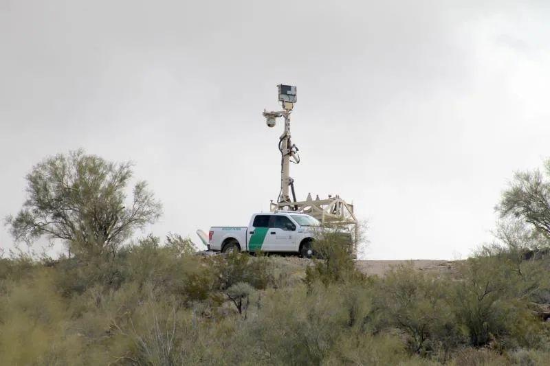 vehiculo de proteccion aduanas y frontera