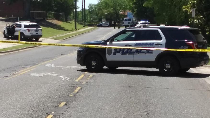 1 herido en tiroteo en Jefferson Avenue en Birmingham