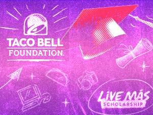 Tuscaloosa Taco Bell otorga beca de $ 25,000 Live Más