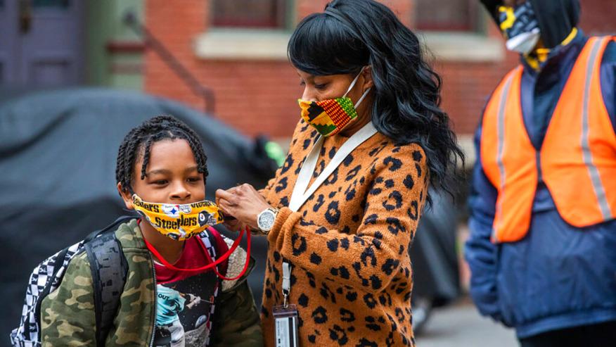 Las escuelas del condado de Jefferson harán que las máscaras sean opcionales a partir del 1 de junio