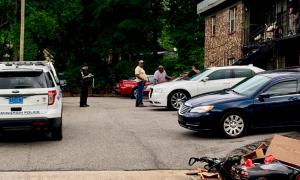 Hombre va al hospital después de tiroteo en Birmingham