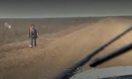 Madre de niño abandonado en la frontera urge a Biden que le entregue su hijo