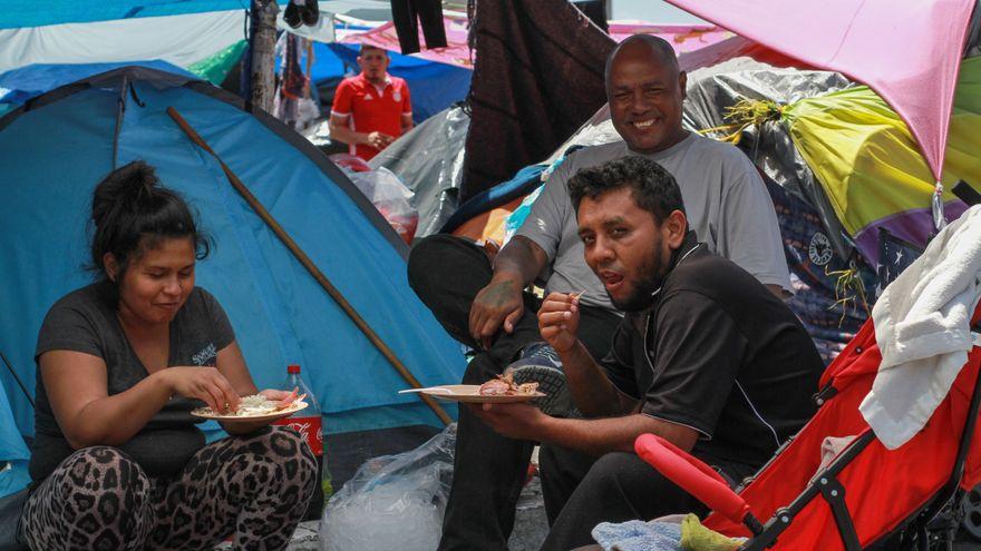 Tijuana se enfrenta a una crisis migratoria sin solución a la vista
