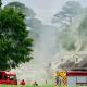 1 muerto en el incendio de una casa en Adamsville