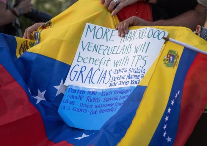 Más de 38.000 venezolanos ya han solicitado el TPS