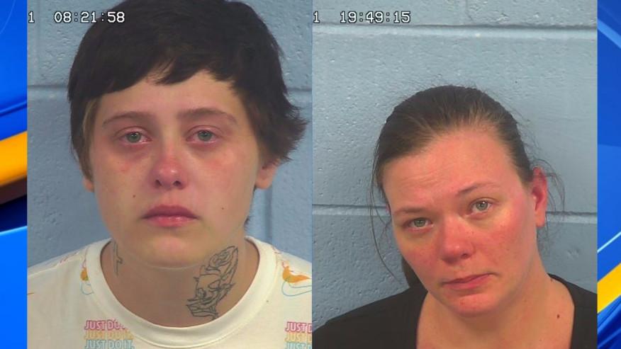 2 mujeres de Gadsden acusadas de fumar marihuana y cocaína durante el embarazo
