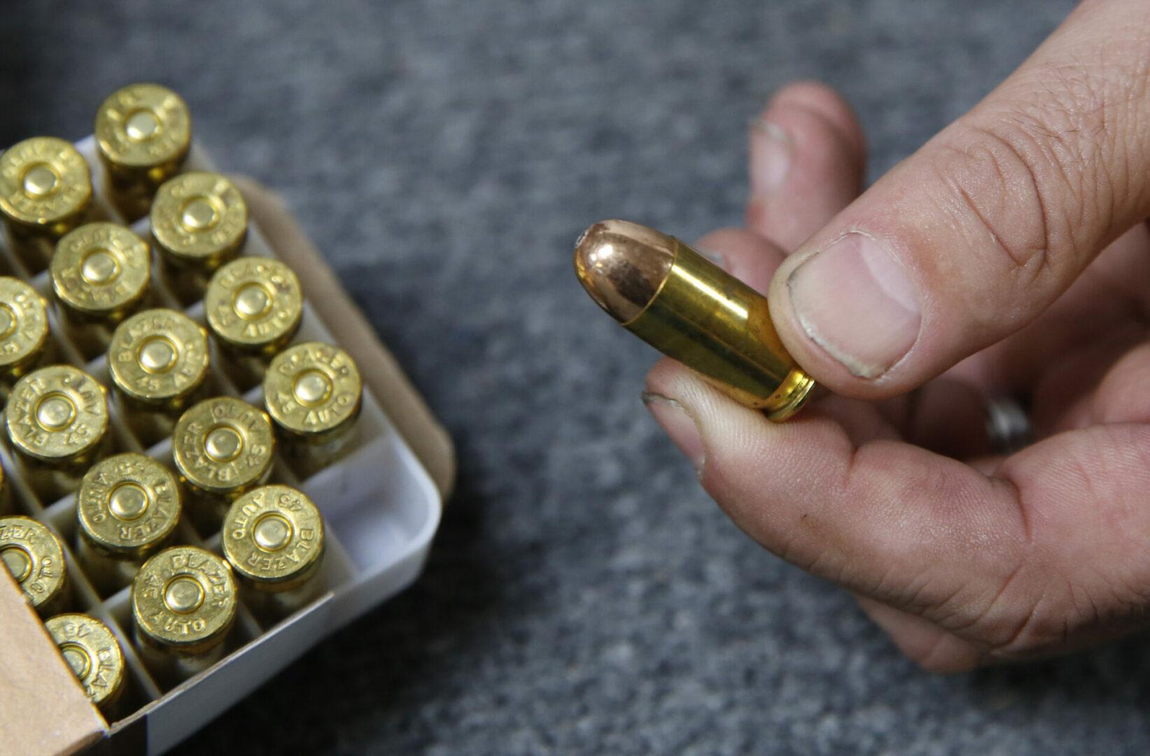 La policía ha recuperado más de 1.400 armas de fuego ilegales en lo que va de año