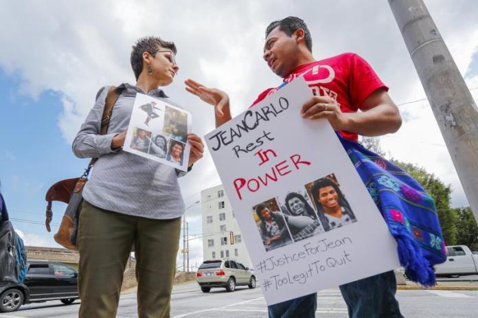 Activistas alarmados tras revelación de que eran vigilados por ICE