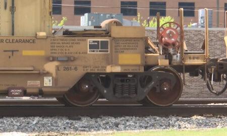 Tren se descarrila en el patio de trenes de Birmingham y causa retrasos en Bessemer