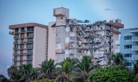 Las cifras del edificio derrumbado: 102 localizados y 99 desaparecidos