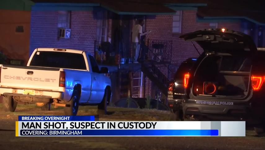 Hombre de Birmingham acusado de matar a tiros a un hombre