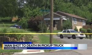 1 muerto tras recibir un disparo dentro de una camioneta en Ensley