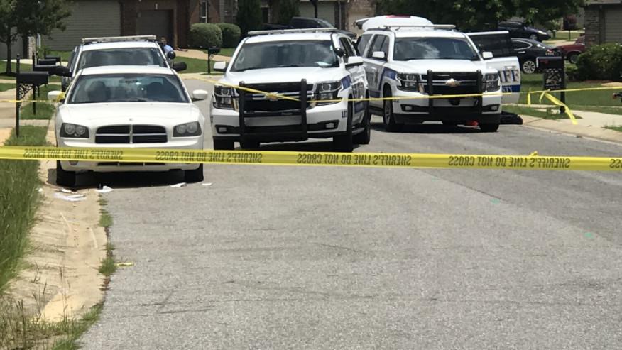 Hombre herido en tiroteo en barrio de Tuscaloosa