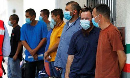 Agentes rescatan a 33 migrantes hondureños en norte de México