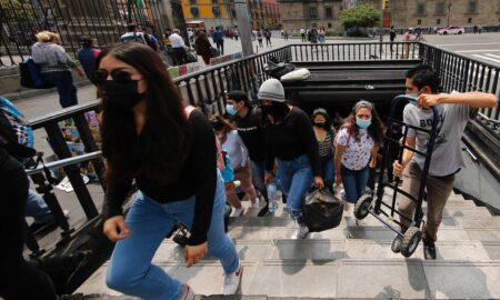 Se encienden las alarmas ante posible tercera ola de covid-19 en México