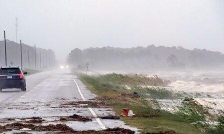 Meteorólogos de EEUU vigilan potencial tormenta tropical en Golfo de México