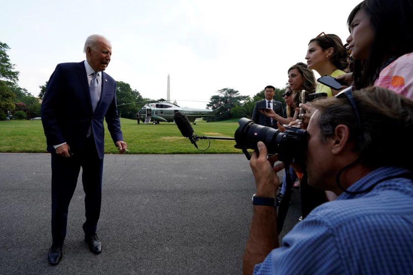 El Gobierno de Biden prepara cambios en las reglas para otorgar asilo