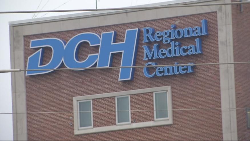 DCH Regional Medical Center mantiene abierto el sitio de vacunación remoto, luego del aumento de casos de COVID-19