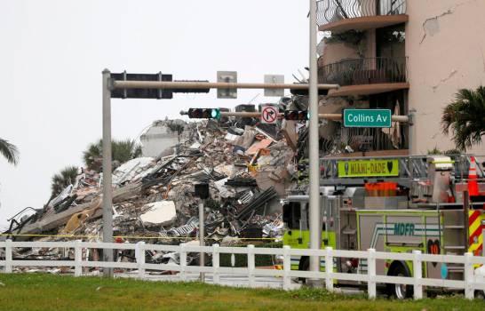 Ordenan evacuar edificio de 156 apartamentos tras inspección en Miami-Dade