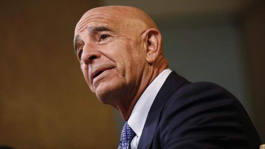 EE.UU. imputa a un exasesor de Trump por actuar como agente extranjero de EAU