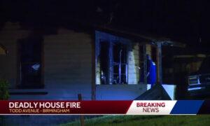 Incendio fatal en una casa en Birmingham es investigado como homicidio