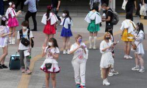 Nuevo récord de contagios en Tokio en mitad de los Juegos Olímpicos