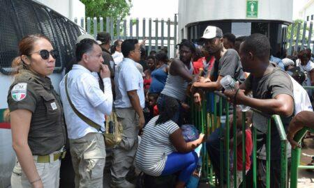 Agentes rescatan a 130 migrantes, entre ellos 30 menores, en México