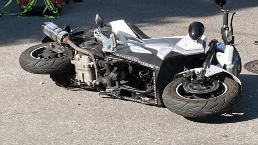 Mujer de Cordova muere en accidente de motocicleta en la I-22