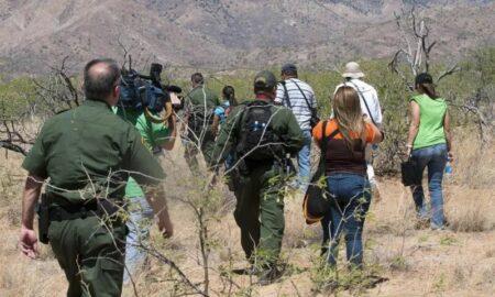 Agentes hallan grupo de indocumentados con casi 150 menores no acompañados