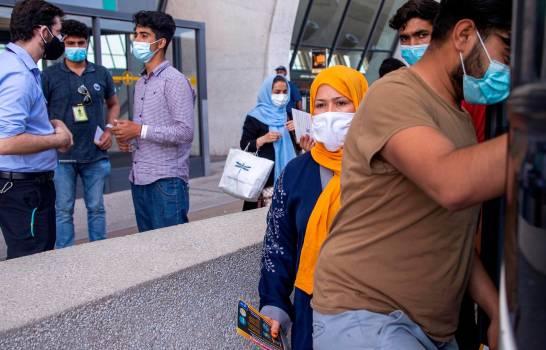 12.500 evacuados de Kabul el jueves en vuelos de EEUU y aliados