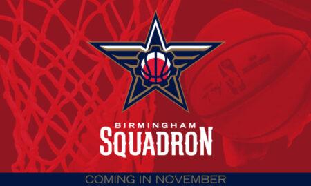 Consiga entradas gratuitas para ver la temporada inaugural del Birmingham Squadron