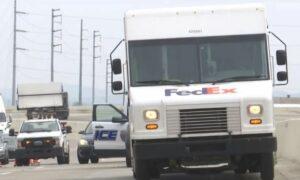 Conductor de FedEx baleado después de un incidente en la I-59 S