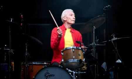 Murió Charlie Watts, baterista de los Rolling Stones
