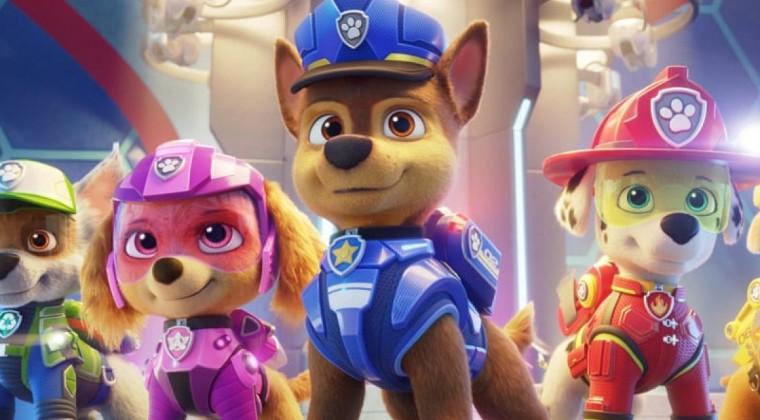 """Los ladridos de """"PAW Patrol"""" se cuelan en los cines"""