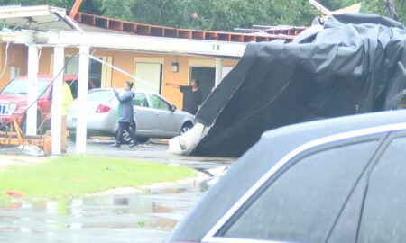 Tornado confirmado reportado en Saraland, Alabama
