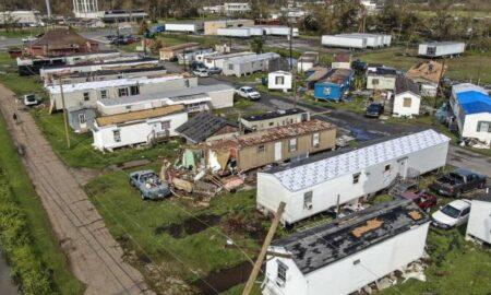 Luisiana desvela mayor destrucción y muerte por Ida en medio de gran apagón