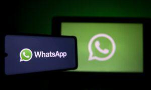 WhatsApp ya permite enviar fotos y vídeos que solo se pueden ver una vez