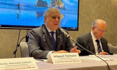México lanza estrategia para atraer turismo estadounidense