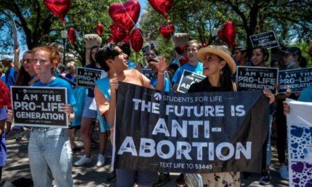 Los demócratas intentan blindar el derecho al aborto en Estados Unidos