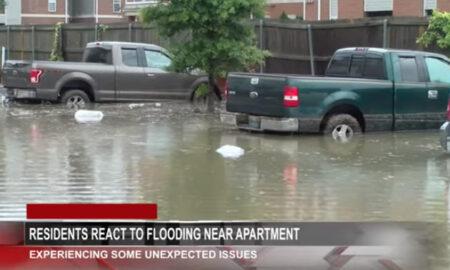 Residentes de Tuscaloosa preocupados por inundaciones repentinas