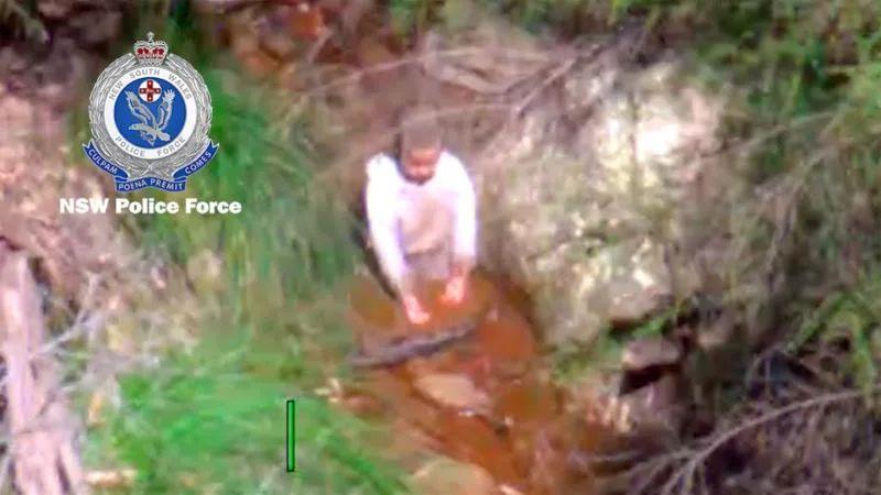 Rescatan a un niño de 3 años tras 4 días desaparecido en un bosque de Australia