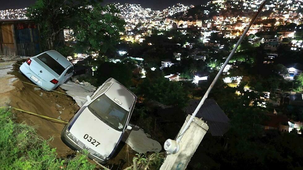 Un fuerte terremoto de 7,1 produce pocos daños en el centro y sur de México