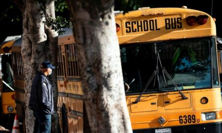 La pandemia causó la menor matriculación educativa en más de 20 años en EEUU